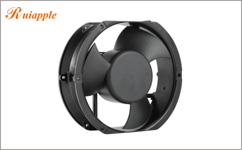DC17251A Axial Cooling Fans